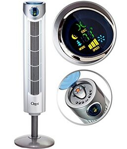 Ozeri cascade tower fan review