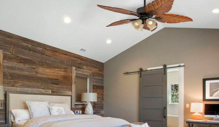 Prominence Home Wooden blades Ceiling fan