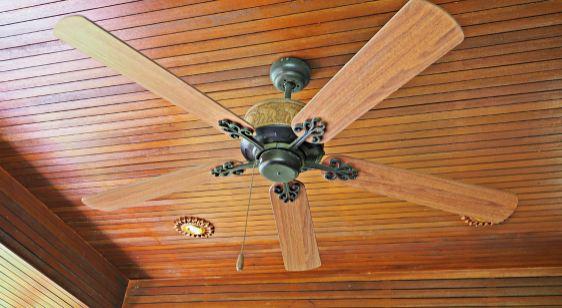 best wooden blade ceiling fan