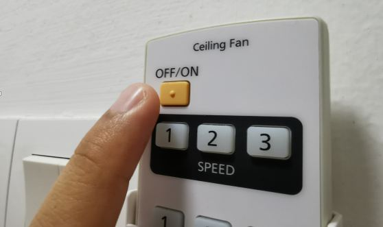ceiling fan remote