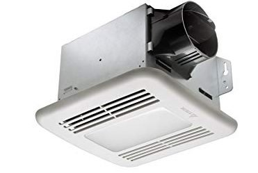 Delta BreezGreenBuilder 80 CFM Exhaust Bathroom Fan