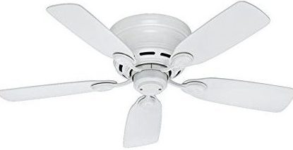 Hunter 51059 Ceiling Fan Without Light
