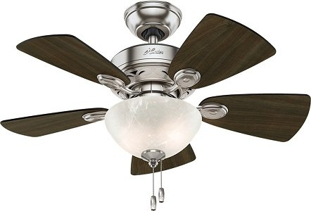 Hunter 52092 Watson Ceiling Fan with Light