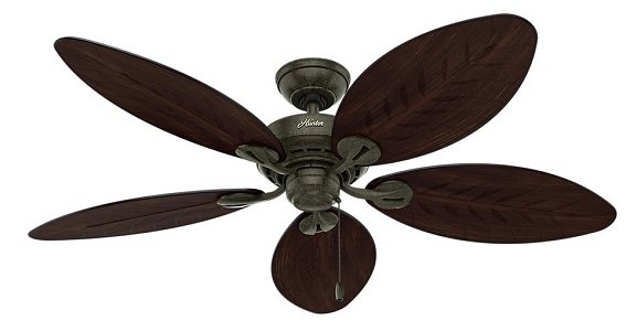 Hunter 54098 Bayview 54-inch Ceiling Fan