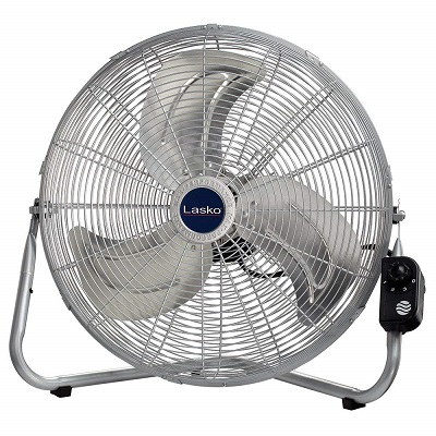 Lasko 2265QM 20″ High-Velocity QuickMount Fan