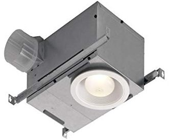 Nutone Recessed Fan with Led Lighting