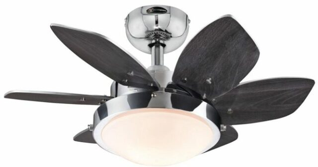 Westinghouse 24-Inch Chrome kitchen Ceiling Fan