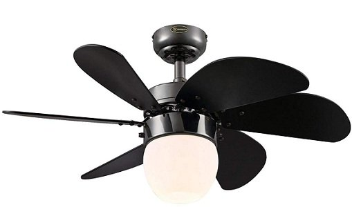 Westinghouse 7226100 30-inch Metal Ceiling Fan