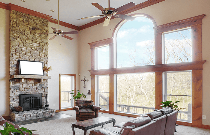 Best large Ceiling Fans for High Ceilings (1)
