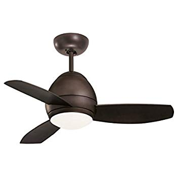 Emerson Curva Ceiling Fan With Remote