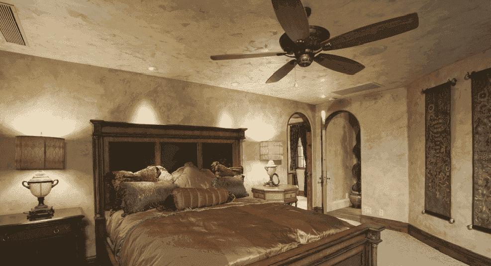 best quiet ceiling fans for bedrooms
