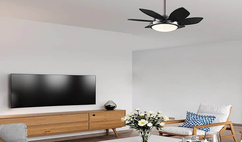 Best 24 inch flush mount ceiling fan