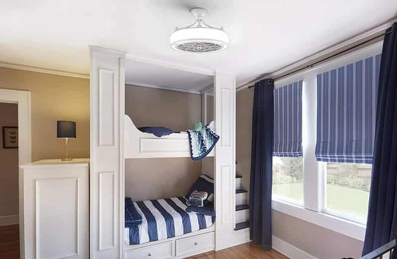 Best Cage Enclosed Ceiling Fans