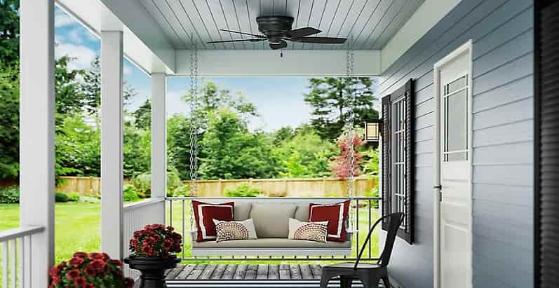 Best Flush Mount Ceiling Fans without Lights