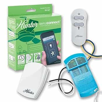Hunter SimpleConnect Best Bluetooth Control Fan Controller