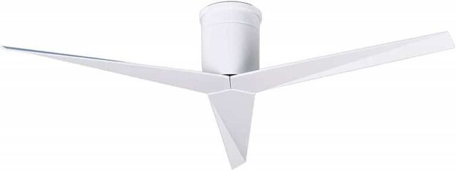 Matthews Eliza Outdoor Hugger Ceiling Fan without Light