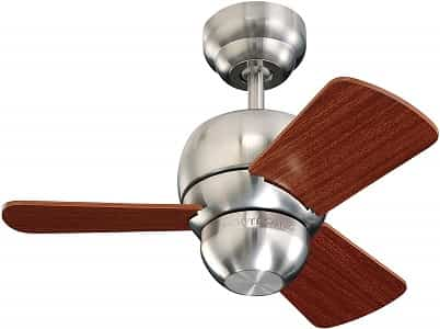 Monte Carlo Micro 24 Inch Flush Mount Ceiling Fan