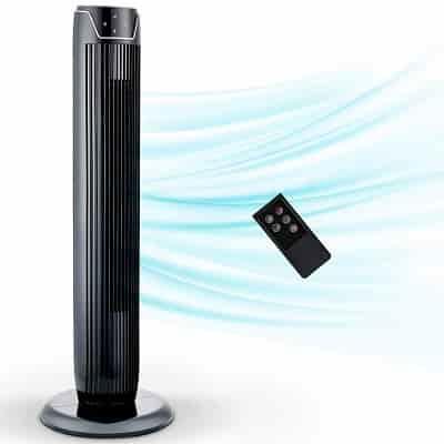 tower fan alternative to ceiling fan
