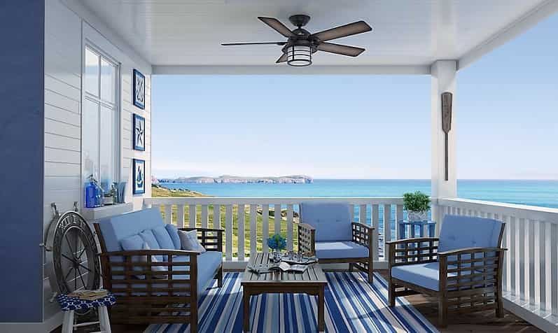 Best Ceiling Fans for Beach House