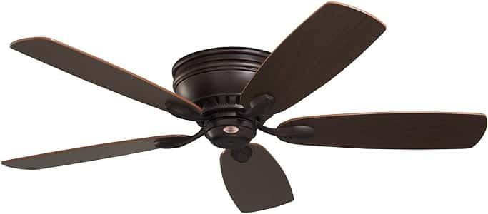 Emerson Prima Snugger Modern Ceiling Fan without Light