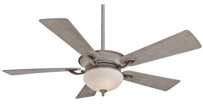 Minka Aire F701-DRF Driftwood Ceiling Fan for Cathedral Ceilings