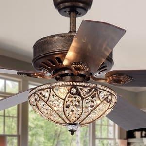 flushmount ceiling fan advantage