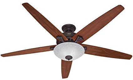 The Biggest Ceiling Fan -Tracker 55042 Stockbridge
