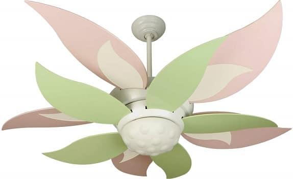 Craftmade K10367 Bloom Ceiling Fan for Kids Room