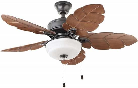 Home Decorators Collection Palm Cove Ceiling Fan for Kids Rooms