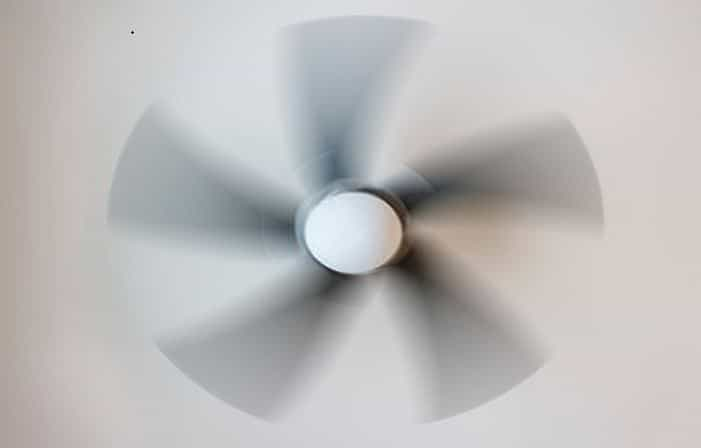 Exactly how efficient are ceiling fans.