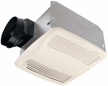 Broan-Nutone QTXE110S Humidity-Sensing Bathroom Fan
