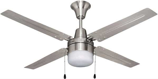 Craftmade Cheap Ceiling Fan with LED Light Kit