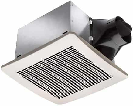 Delta Breez VFB25ACH Bathroom Exhaust Bath Fan with Humidity Sensor