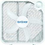 Hurricane 736501 Classic 20 Inch Box Fan