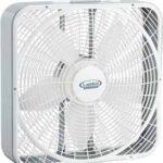 Lasko 3720 Weather-Shield Performance Box Fan