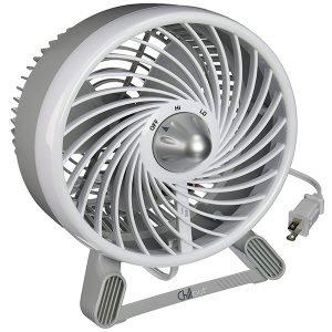 circular box fan