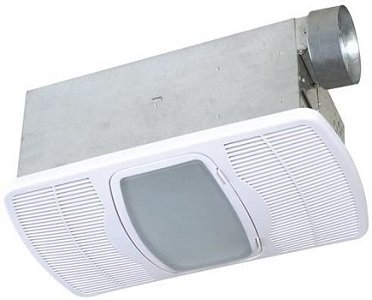 Air King AK965 Deluxe Combination of Heater with Exhaust Fan and Light