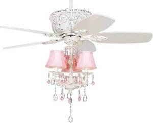 Casa Deville Vintage Ceiling Fan for Kids Room