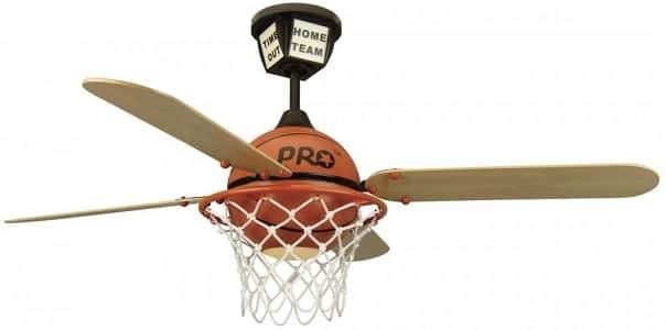 Craftmade Prostar Basketball Kids Ceiling Fan