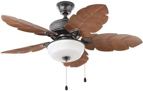 Home Decorators Collection Palm Cove Ceiling Fan for kids room