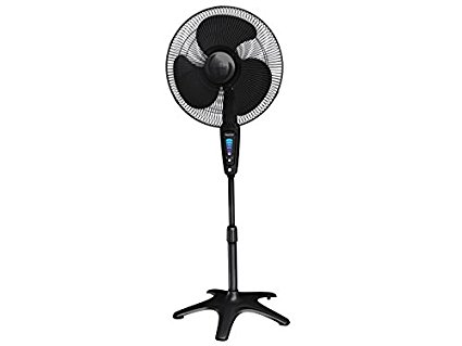 Honeywell HS-1655 QuietSet 16″ Pedestal Fan