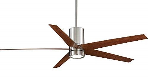 "Minka lavery 56"" ceiling fan with light for high ceilings"