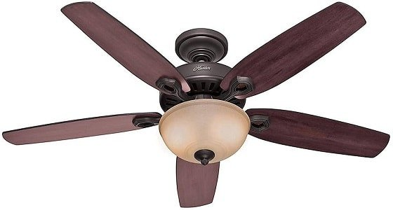 Hunter 53091 Builder Ceiling Fan for Living Room