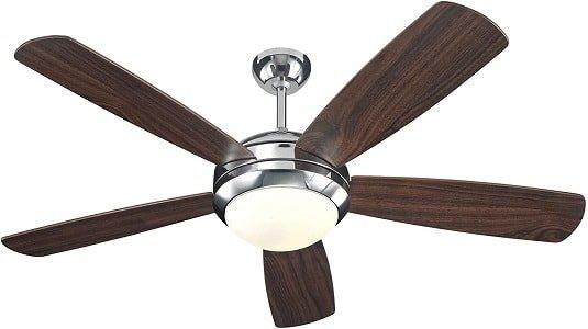 Monte Carlo 5DI52PND Ceiling fan for Living Room
